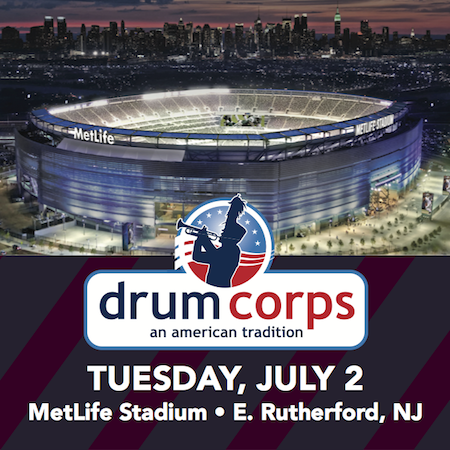 Drum Corps: An American Tradition - MetLife